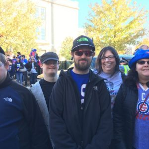 Cubs Outing